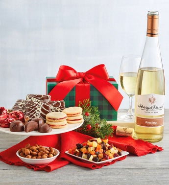 Holiday Wine Gift