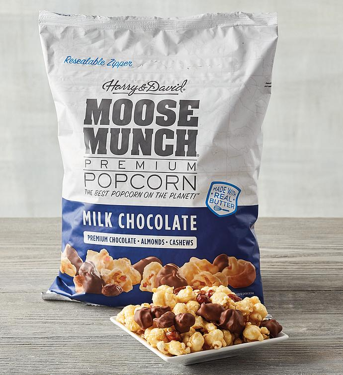 Moose Munch® Premium Popcorn Milk Chocolate Mix Party-Size