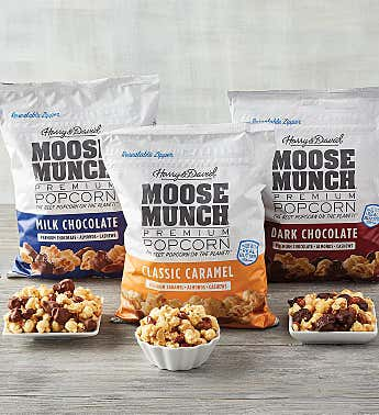 Moose Munch® Premium Popcorn Party-Sized Trio