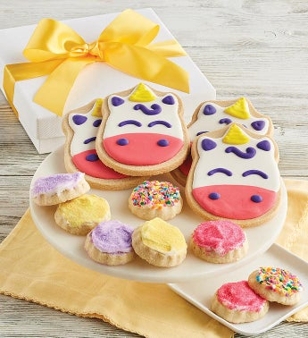 Unicorn Sparkle Treatstrade Cookies