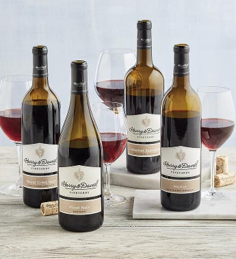 Red Wine Sampler