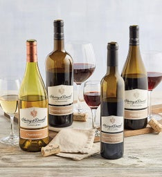 Wine for Entertaining - 4 Bottles