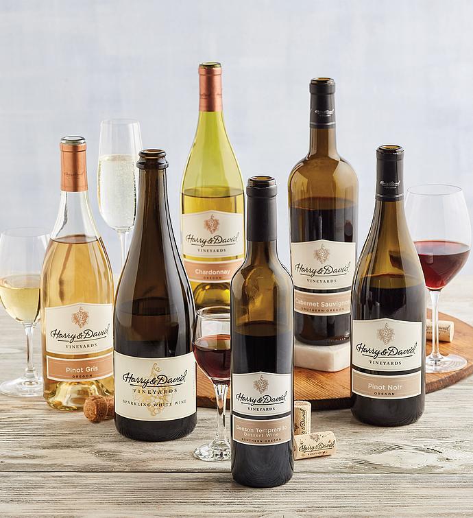 Wine for Entertaining - 6 Bottles