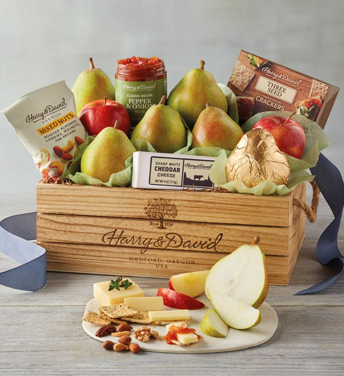 Month FruitoftheMonth Club Signature Light Basket Collection Begins in December