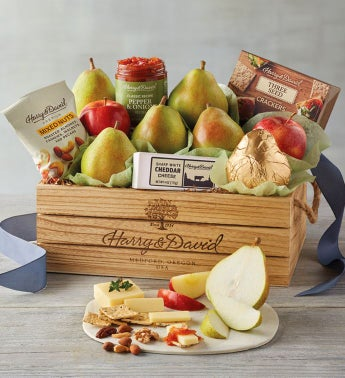Deluxe Signature Gift Basket