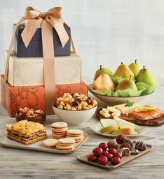 Tower of Treats Deluxe Gift