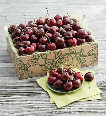 Early Harvest Plump-Sweet Cherries
