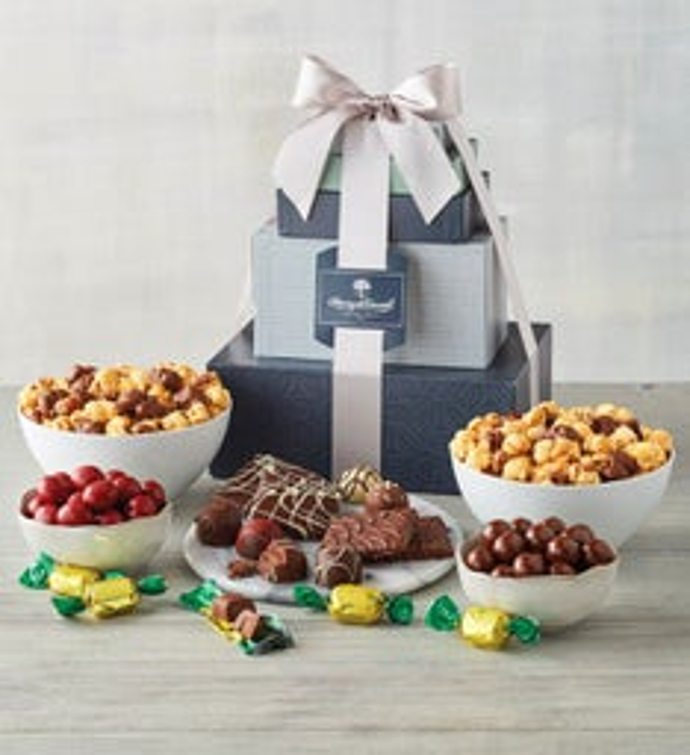 Signature Chocolate Gift Tower