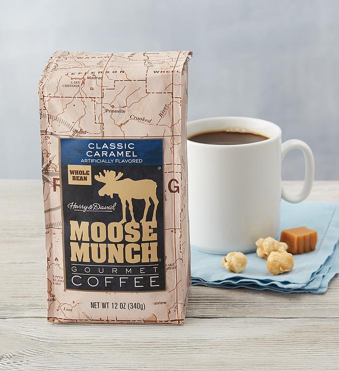 Classic Caramel Moose Munch Coffee