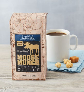 Classic Caramel Moose Munch174 Coffee