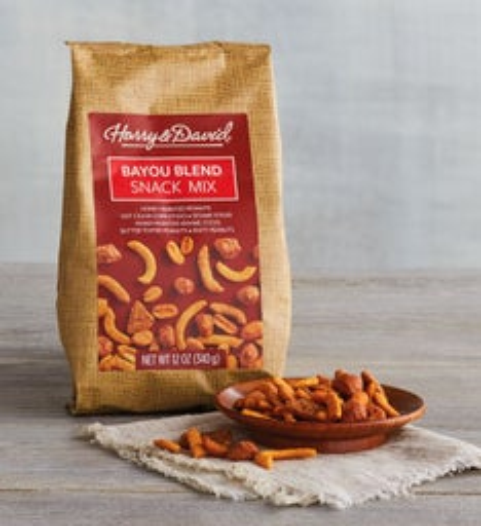 Bayou Blend Snack Mix