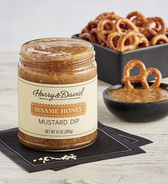 Sesame Honey Mustard Dip