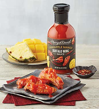 Pineapple Mango Wing Sauce