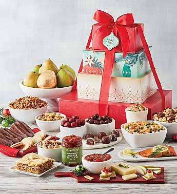Tower of Treats® Supreme Holiday Gift