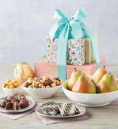 Tower of Treats Classic Mothers Day Gift