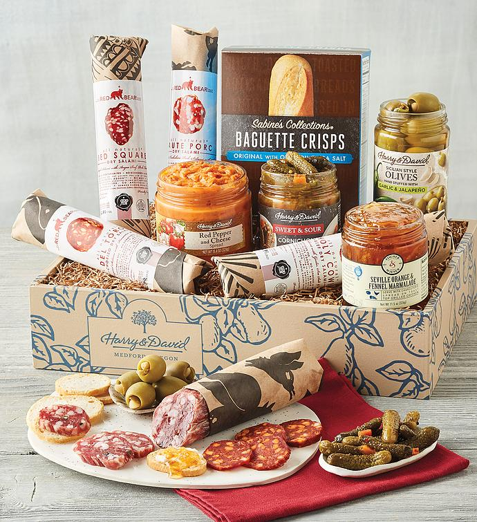 Charcuterie Favorites Collection