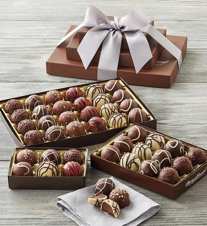 Image result for Signature Chocolate Truffle