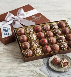 Fathers Day Truffles