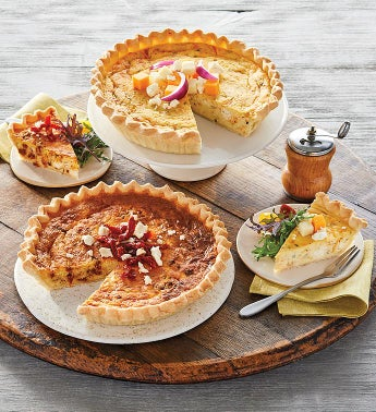 Quiche Assortment