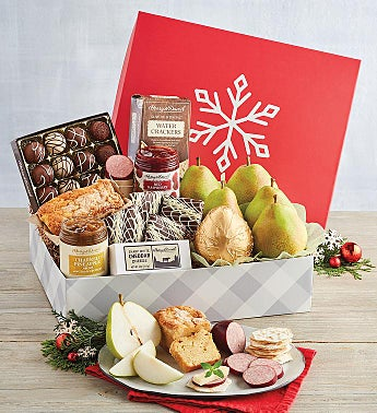 Winter Goodies Gift Box