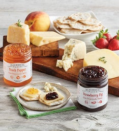 Country Living Cheese and Fruit Toppers