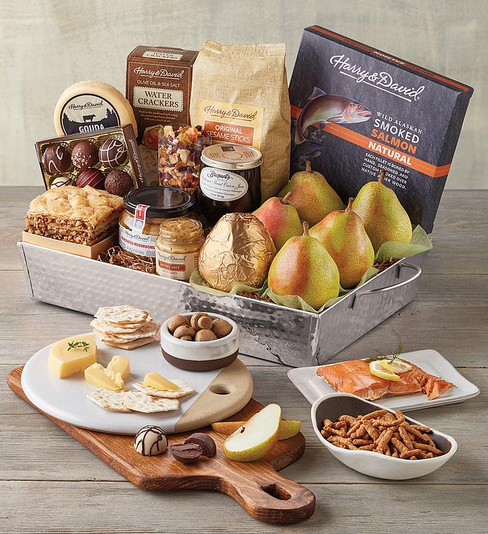 Serving Tray Gourmet Gift