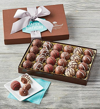 Birthday Truffle Gift Box