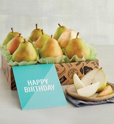 Birthday Royal Riviera Pears Gift Box