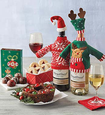 Ugly Sweater Wine Gift