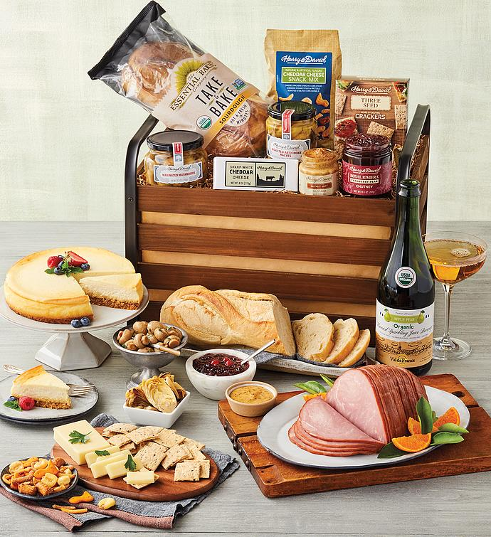 Ham and Turkey Buffet Gift