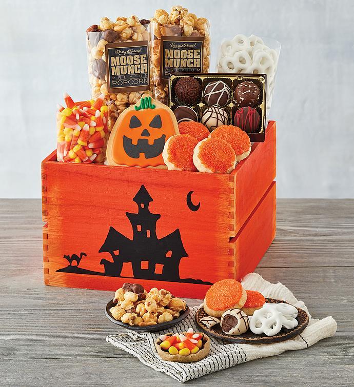 Classic Halloween Gift Crate