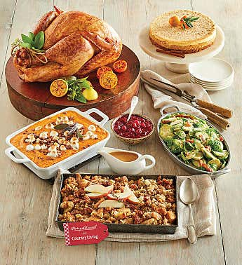 Country Living Gourmet Turkey Feast