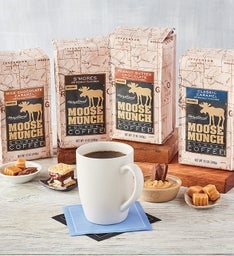 Moose Munch Ground Coffee Collection