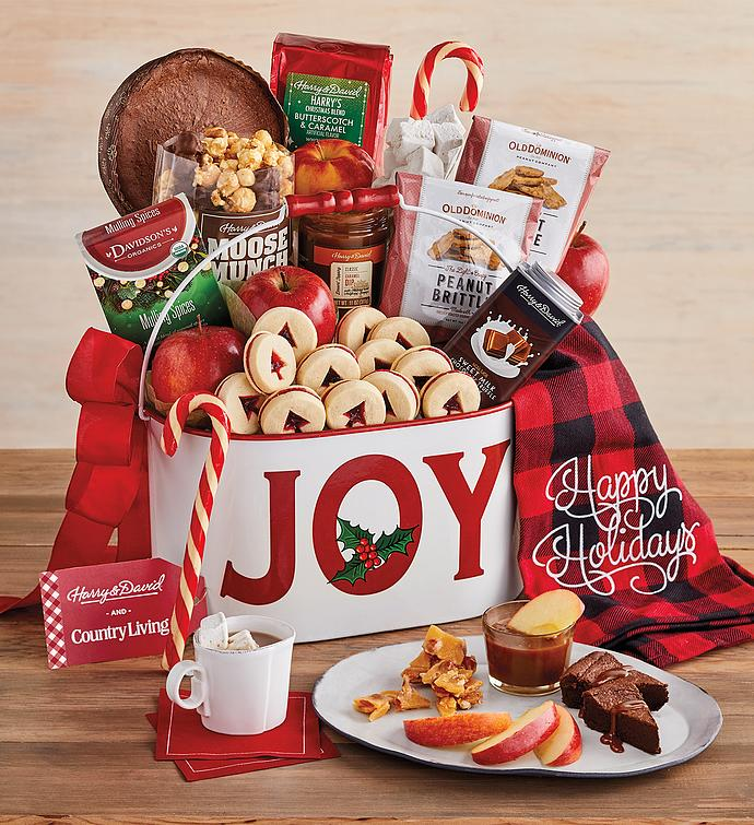 Comfort and Joy Gift Tin
