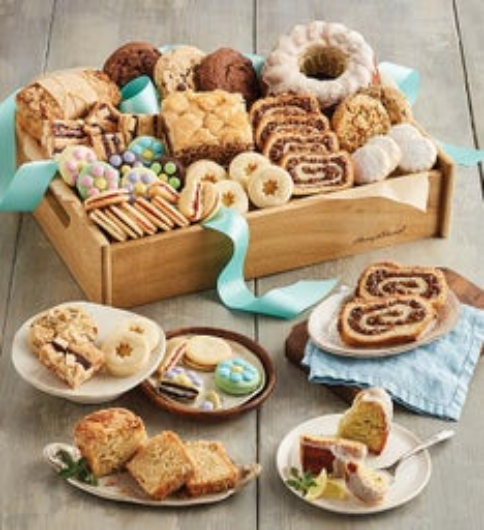 Springtime Bakery Tray