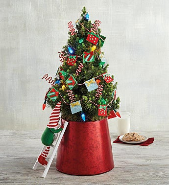 Whimsical Christmas Tree