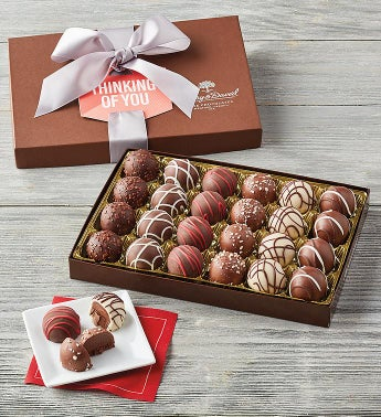 Thinking of You Signature Chocolate Truffles
