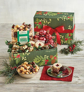 Sweet Holiday Treats Gift Box