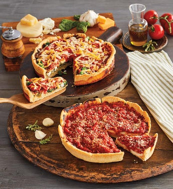 Pizzeria Uno174 Veggie Lover39s Deep Dish Pizza 2-Pack