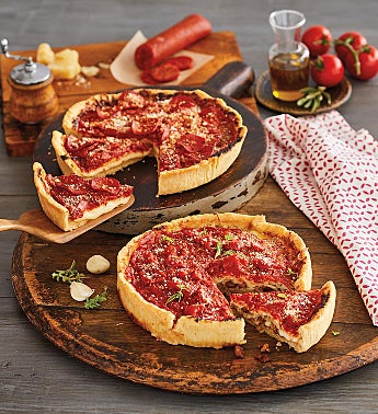 Pizzeria Uno® Meat Lover's Deep Dish Pizza 2-Pack