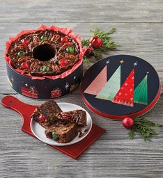Two-Pound Fruitcake