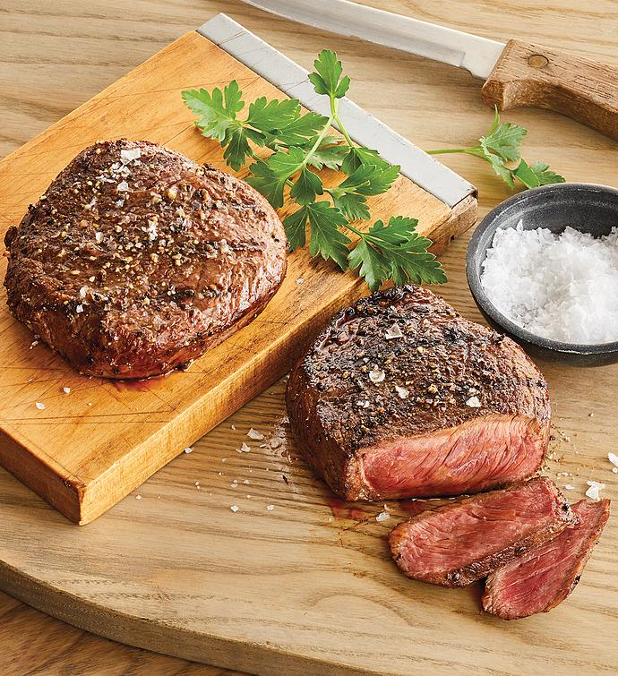Filet of Top Sirloin – Two 6-Ounce USDA Choice