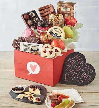 Supreme Valentine's Day Gift Basket