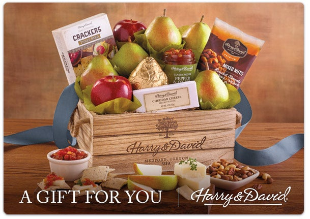 harry and david gift card discount