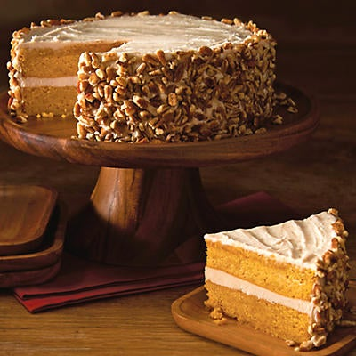 Image of Pumpkin Spice Layer Cake