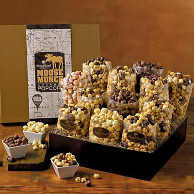 Ultimate Moose Munch Gourmet Popcorn Collection