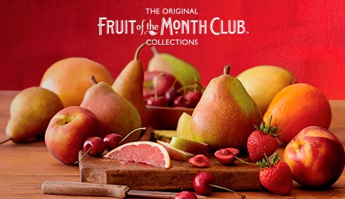 Fruit of the Month Clubs Collection