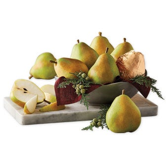 Pears & Fruit