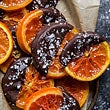 Candied Orange Slices Dipped in Chocolate Recipe thumbnail image 1