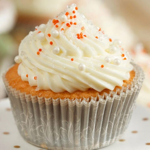 Orange Creamsicle Cupcake Recipe